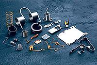 スプリング部品の検品、携帯電話パーツの簡単な組み立て